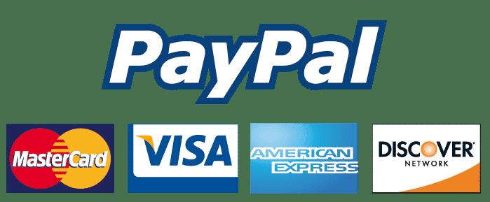 paypal und kreditkarte als bezahlmethoden